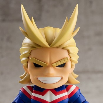 All Might Nendoroid