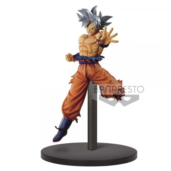 Figurine Goku Ultra-Instinct Chosenshi Retsuden Vol. 2 : Chapter 1